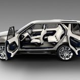 Land Rover Discovery Vision Concept - puertas