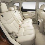 Nissan Murano 2015 - banqueta trasera
