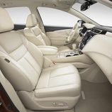 Nissan Murano 2015 - asientos delanteros