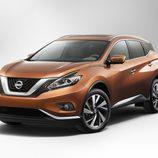 Nissan Murano 2015 - tres cuartos delantero