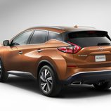 Nissan Murano 2015 - pilar trasero