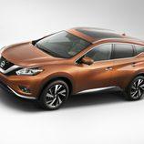 Nissan Murano 2015 - aérea delantera