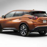 Nissan Murano 2015 - tres cuartos trasero