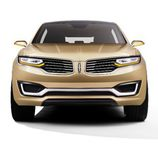 Lincoln MKX Concept - frontal