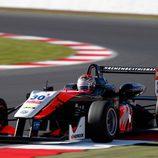 Max Verstappen durante la clasificación