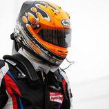Alex Toril en Silverstone