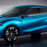 Nissan Lannia Concept - lateral