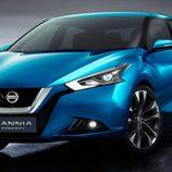 Nissan Lannia Concept - delantera