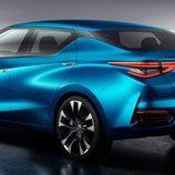 Nissan Lannia Concept - zaga