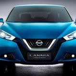 Nissan Lannia Concept - frontal