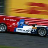 El LMP2 #37 de SMP Racing fuera de juego