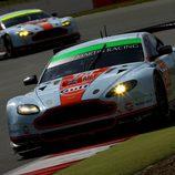 Aston Martin #98 en Silverstone