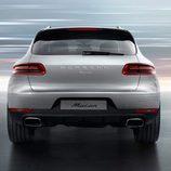 Porsche Macan - zaga