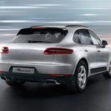 Porsche Macan - trasera