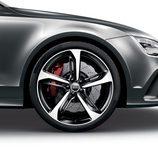 Audi RS7 Dynamic Edition - detalle de la pinza de freno
