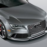 Audi RS7 Dynamic Edition - frontal gris