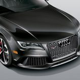 Audi RS7 Dynamic Edition - frontal negro