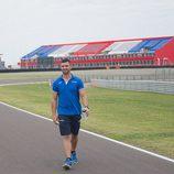 Mike di Meglio analiza el Autódromo Termas de Río Hondo