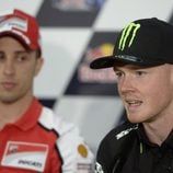 Conferencia de prensa para Bradley Smith