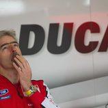 Gigi Dall'Igna, el ojo que lo observa todo en Ducati