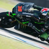 Bradley Smith en acción en la Q2
