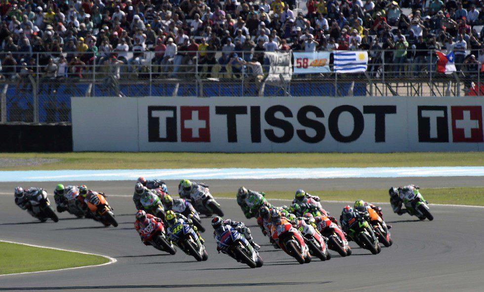 Resultado de imagen de motogp parrilla argentina 2014