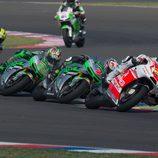 La pelea 'Open' en el GP de Argentina