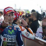 Jorge Lorenzo se reencuentra con el podio en Argentina