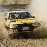 Luís Vallejo - Miguel A. Villanueva - I Rally Concello de Curtis