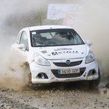 Aritz Iriondo - Joseba Sánchez - I Rally Concello de Curtis