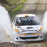 Diego Villanueva - Iván Fuertes - I Rally Concello de Curtis