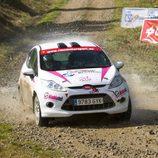 Zihara Esteban - Dani Cué - I Rally Concello de Curtis