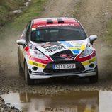 Marcos González - Borja Rozada - I Rally Conello de Curtis