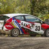 Alberto Otero - Alberto Rodríguez - I Rally Concello de Curtis