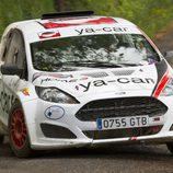 Perfecto Calviño - José Pintor - I Rally Concello Curtis