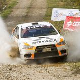 Williams Villanueva - Borja Aguado - I Rally Concello de Curtis