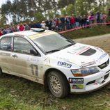 Rubén Sastre - Daniel Cumbrero - I Rally Concello de Curtis