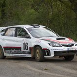 Juan Pablo Castro - Juan José Leal - I Rally Concello de Curtis