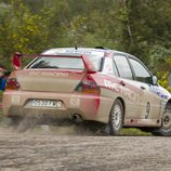 Eduard Fores - David Uson - I Rally Concello de Curtis