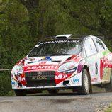 Albert Llovera - Alex Haro - I Rally Concello de Curtis
