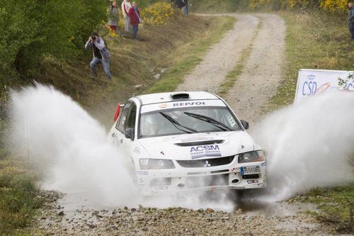 Xevi Pons - Xavier Amigo - I Rally Concello de Curtis