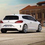 Volkswagen Scirocco R-Line - Trasera