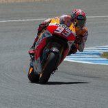 Marc Márquez consigue cuatro de cuatro en MotoGP