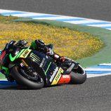 Noveno tiempo para Bradley Smith en el test de Jerez