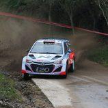 Dani Sordo en acción en el Rally de Argentina