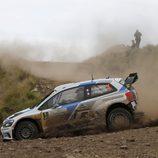 Sebastien Ogier se juega el Rally de Argentina con Latvala