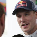 Jari-Matti Latvala líder tras la primera etapa en Argentina