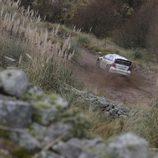Sebastien Ogier en el SS4 del Rally de Argentina