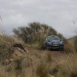 Elfyn Evans surca La Pampa argentina