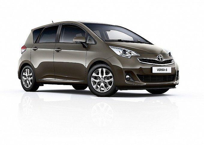 Toyota Verso-S 2014